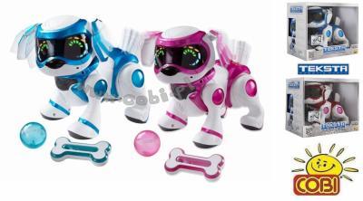 Teksta Robopiesek Interaktywny Robot Piesek Cobi 4757085914 Oficjalne Archiwum Allegro