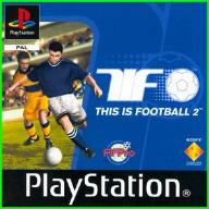 GRA PlayStation / THIS IS FOOTBALL 2 / NOWA