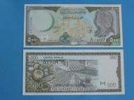 Syria Banknot 500 Pounds 1998 UNC P-110 Rzadszy !!