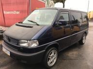 VW T4 CARAVELLE 2,5TDI 102PS SYNCRO 4X4 KLIMA WEBA
