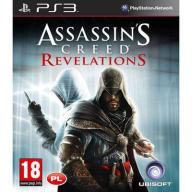 Assassin's Creed Revelations KOLEKCJONERKA PS3 Użw