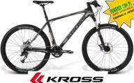KROSS LEVEL A8  L SRAM X9 2x10  ROCK SHOX RECON