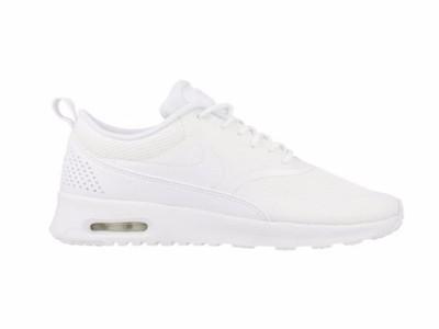 Opłacalne Białe Sneakersy, Nike Air Max Thea Sneakersy