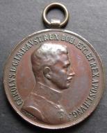 Stary Medal Za Zasługi sygnowany Kautsch (463)