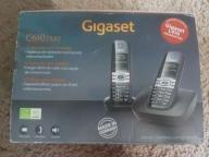 Telefon stacjonarny Gigaset C610 duo