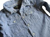 L.O.G.G. a'la  jeansowa koszula 86 cm