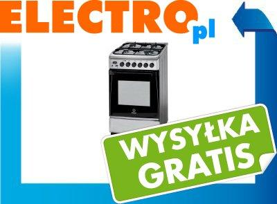 Kuchnia Indesit Kn3g650sa Xu Gaz Prąd 4194120965