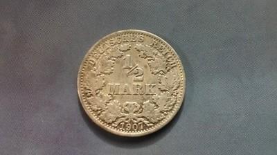 1/2 MARKI 1907r A