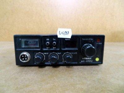 CB RADIO STABO XM2000 - NR U497