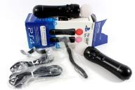 2X KONTROLER RUCHU SONY PLAYSTATION MOVE PS4 NOWY