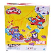 4299-50 ..PLAY-DOH MARVEL... a#g FOREMKI SPIDERMAN