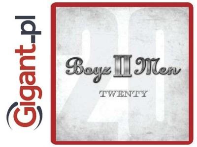Twenty Boyz II Men 2 Cd
