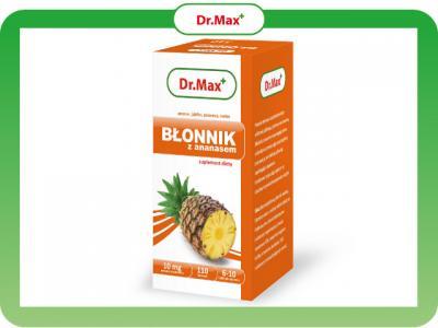 Dr.Max Błonnik z ananasem 10 mg 110 tabletek