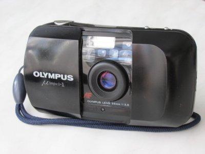 Olympus Mju 1 Uzywany 6538571381 Oficjalne Archiwum Allegro