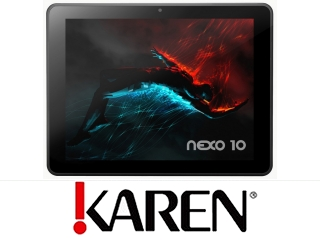 Tablet NavRoad NEXO 10 3G 16GB 9,7'' IPS AND 4.1
