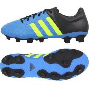 Buty adidas ACE 15.4 FxG B32870 niebieski 46 23