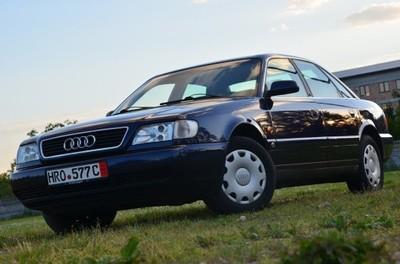 Audi A6 C4 1995 2 6 V6 150km Stan Kolekcjonerski 6851708751 Oficjalne Archiwum Allegro