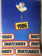 Matchbox katalog. Format A5