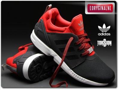 buty męskie adidas zx flux nps updt s79070 czarne