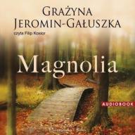 MAGNOLIA AUDIOBOOK, GRAŻYNA JEROMIN-GAŁUSZKA
