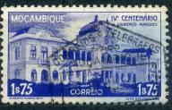 C. Mocambique nr 331