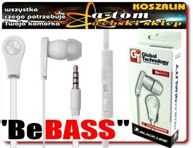 Słuchawki BeBass GT NOKIA N97 N900 600 603 701