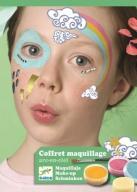 Zestaw do malowania twarzy Djeco Tęcza