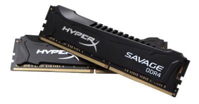 Kingston HyperX Savage DDR4 16GB (2x8GB) 2800MHz