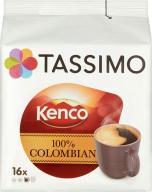 Tassimo Kenco 100% Colombian 128g 16szt XL