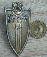 Grunwald Berlin - duża - oryginał - 40 te