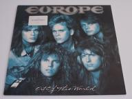EUROPE Out Of This World, 1988 1PRESS! ( N. MINT )
