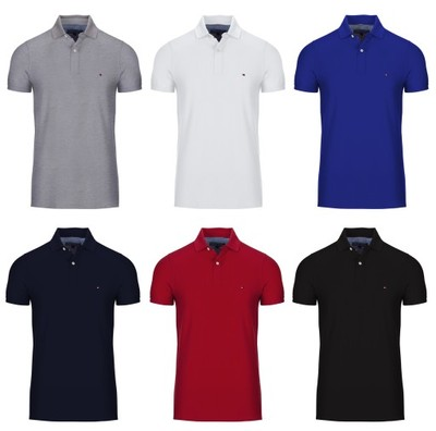 d3a5f81418b85 2017 TOMMY HILFIGER POLO SUMMER 50/2 PERFORMAN /XL - 6761630598 ...