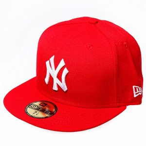 d87ec05f5ba NEW ERA CZAPKA FULL CAP BASIC NY YANKEES r 7 - 6142363440 ...