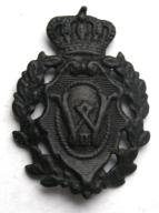 Odznaka wojskowa Prusy na mundur - WII -Wilhelm II