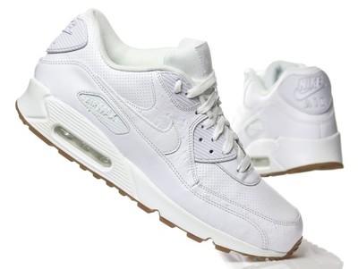 Buty męskie Nike Air Max 90 Leather 705012 111 45