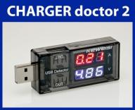 CHARGER Doctor 2 - USB - ARDUINO !!! - 24H PL !!!
