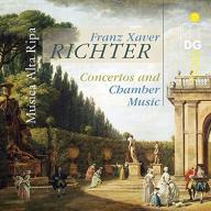 Franz Xaver Richter Richter Concertos for oboe and