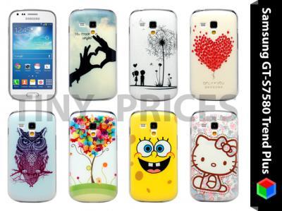 Samsung Galaxy Trend Plus S7580 Wzory Etui Folia 5789662659 Oficjalne Archiwum Allegro