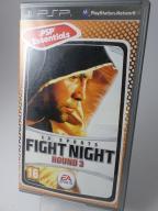 GRA NA PSP EA SPORTS FIGHT NIGHT ROUND 3