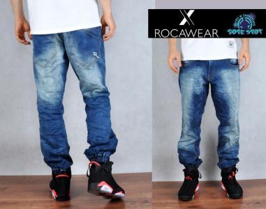 Spodnie 32 Rocawear Joker Jogger Jeans Mid joggery