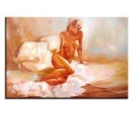 Obraz 60x90cm malowany ręcznie akt SPRING