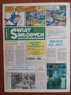 Świat Młodych 41/1984 Piętnastoletni kapitan 8
