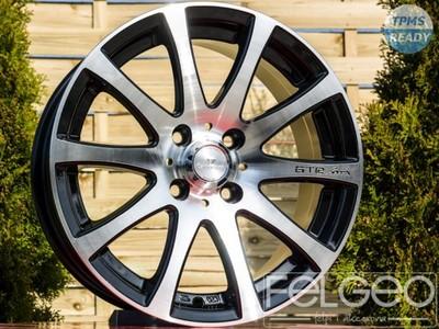 Felgi Aluminiowe 15 4x100 Citroen C1 C Zero Tpms 6622932522