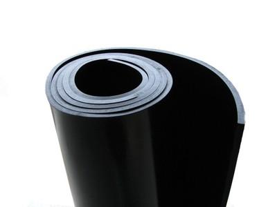 Niesamowite Guma NBR 6mm z rolki OLEJOODPORNA w rolce płyta 5m - 4818373344 UE36