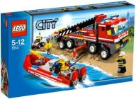 LEGO CITY Duża straż pożarna 7213 KOMPLETNE