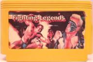 Pegasus cartridge gra Fighting Legends. F-L1
