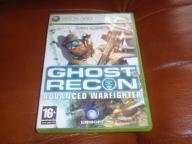 TOM CLANCY'S GHOST RECON ADVANCED WARFIGHTER.