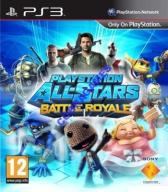 PLAYSTATION ALL-STARS BATTLE ROYALE PL PS3 NOWA