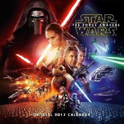 Star Wars Przebudzenie Mocy - Kalendarz 2017