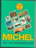Michel Sud und Zentralafrika Katalog-2002